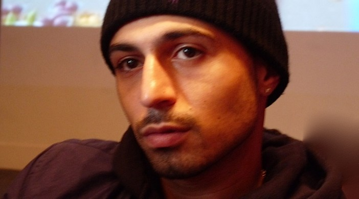 Adam Deacon @ Hackney Pictrehouse Lon 10 May 2012