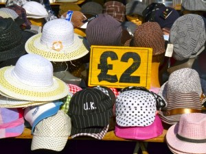 Clothing bargains can also be found in Ridley Road — but that's another story Rambling Down Ridley Road column on Loving Dalston London E8 © david.altheer@gmail.com