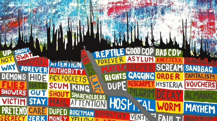 Supplied pic: © Stanley Donwood