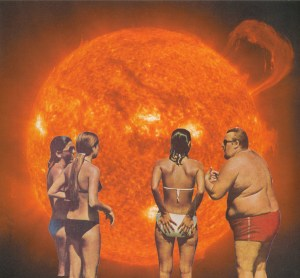 Joe Webb's Here Comes The Sun (supplied)