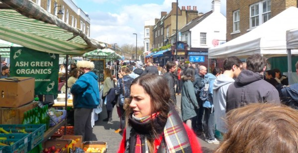 Broadway Market Hackney London E8 © david.altheer@gmail.com