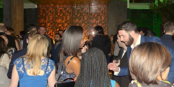 Social Concierge contest party at South Place Hotel Shoreditch 9 Jan 2015 © david.altheer@gmail.com