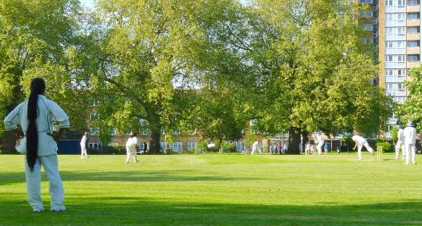 LonFieldsCrickD: London Fields CC v Sovereign (fielding) 030514 © david.altheer@gmail.com