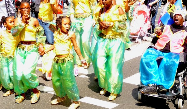 Hackney carnival in Dalston Lane London E8 080710 © david.altheer@gmail.com