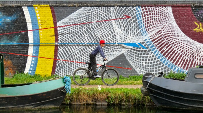 HackneyWick London 240814 © David Altheer