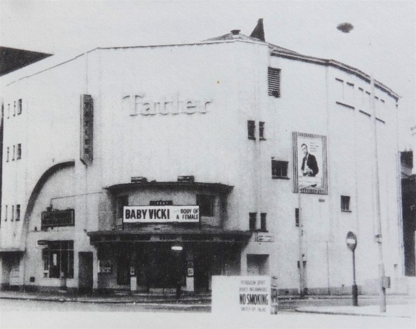 Rio early 1970s. Pic from Greater London's Suburban Cinemas 1946-86 by Malcolm Webb (pub Amber Valley Typesetting) © David.Altheer[at]gmail.com