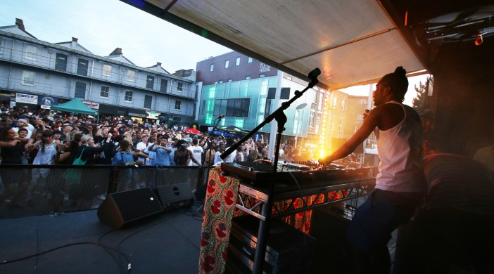 Dalston music festival 2015 (supplied)