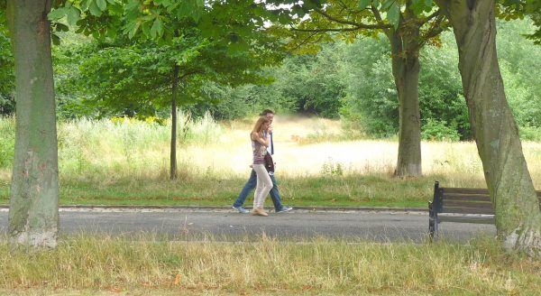 Haggy: Haggerston Park London E8 190714 © david.altheer@gmail.com