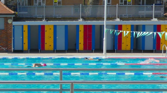 What S Happening With Our Wonderful Lido Exclusive Pictures Offer Signs Of Hope As Repairs