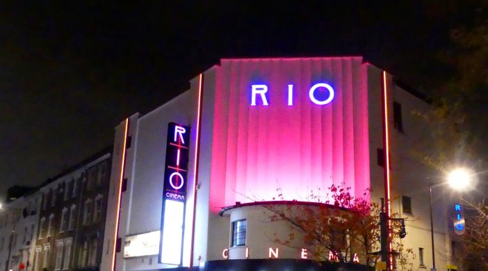 Rio©DA0119: cinema Kingsland Hi St, Dalston, London © David.Altheer@gmail.com 121119