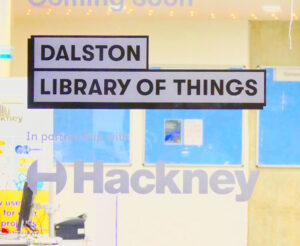 Dalston©20LibThings: © DavidAltheer@gmail.com writer Dalston CLR James Library is to become a library of things (eg lending a vacuum cleaner). Paradoxically it now seems to contain nothing and is mostly closed bcs of the Covid-19 pandemic 080920
