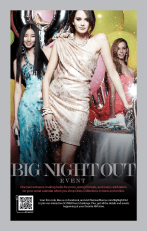 Neiman Marcus Big Night Out Sign 14 x 22 Screenshot
