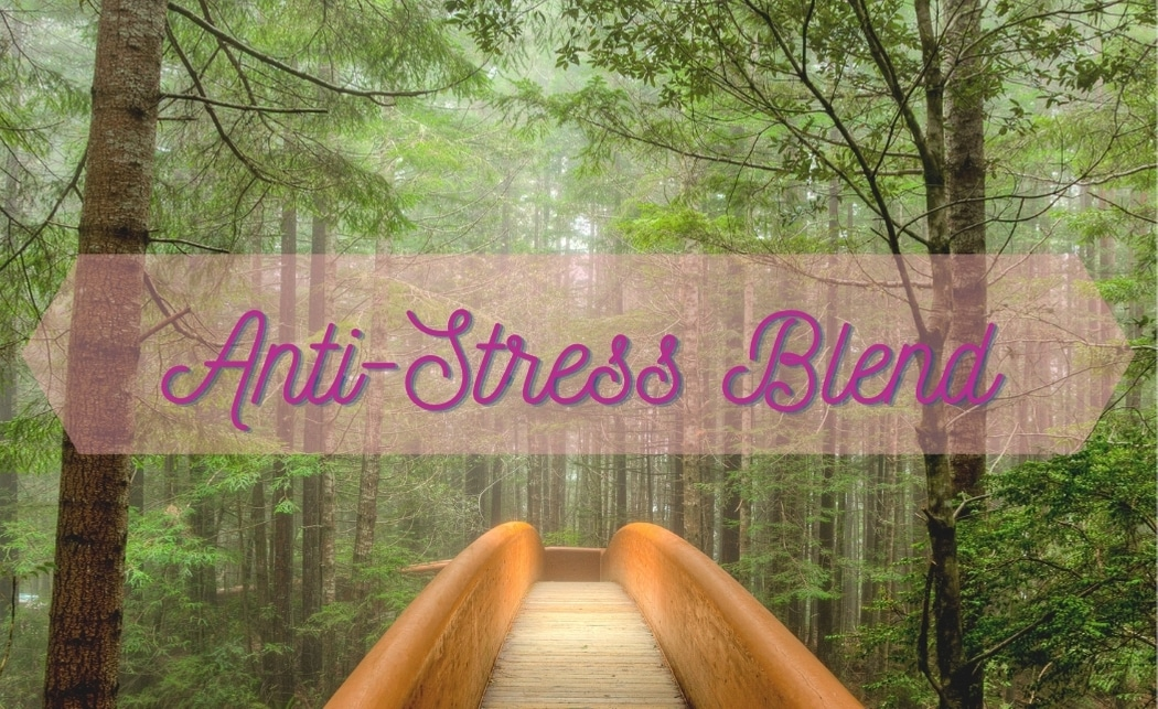 Anti-Stress Essential Oil Roller Blend Recipe