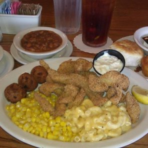 Cracker Barrel Friday Fish Fry