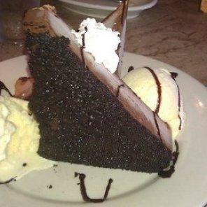 Longhorn Steakhouse Chocoate Stampede Cake