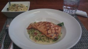 Atlantic Salmon at McCormick & Schmick's