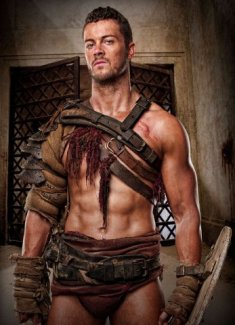 Agron from Spartacus