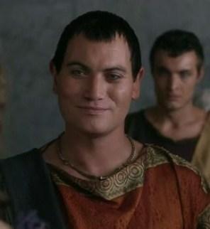 Cossutius from Spartacus