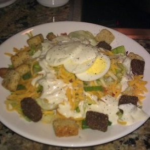 The Melting Pot House Salad