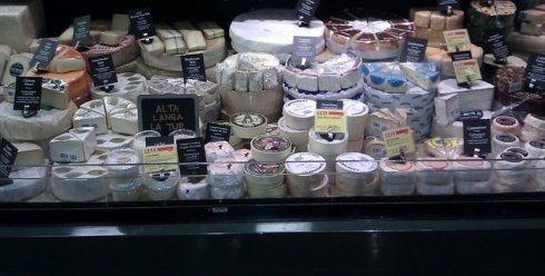 Whole Foods Market Cheeses