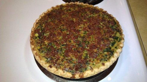 4 Cheese Quiche