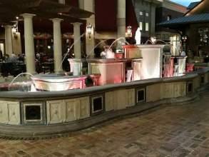 Casino fountain