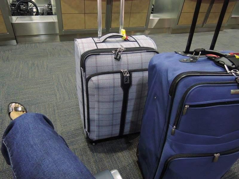 India luggage