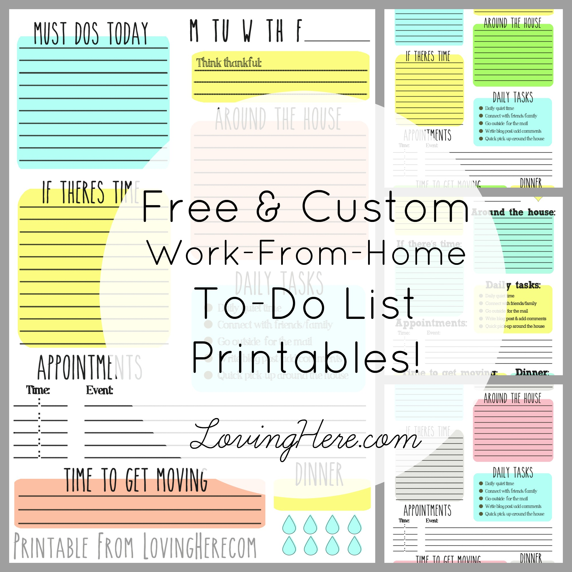 To Do Or Not To Do Free Printables For You Loving Here