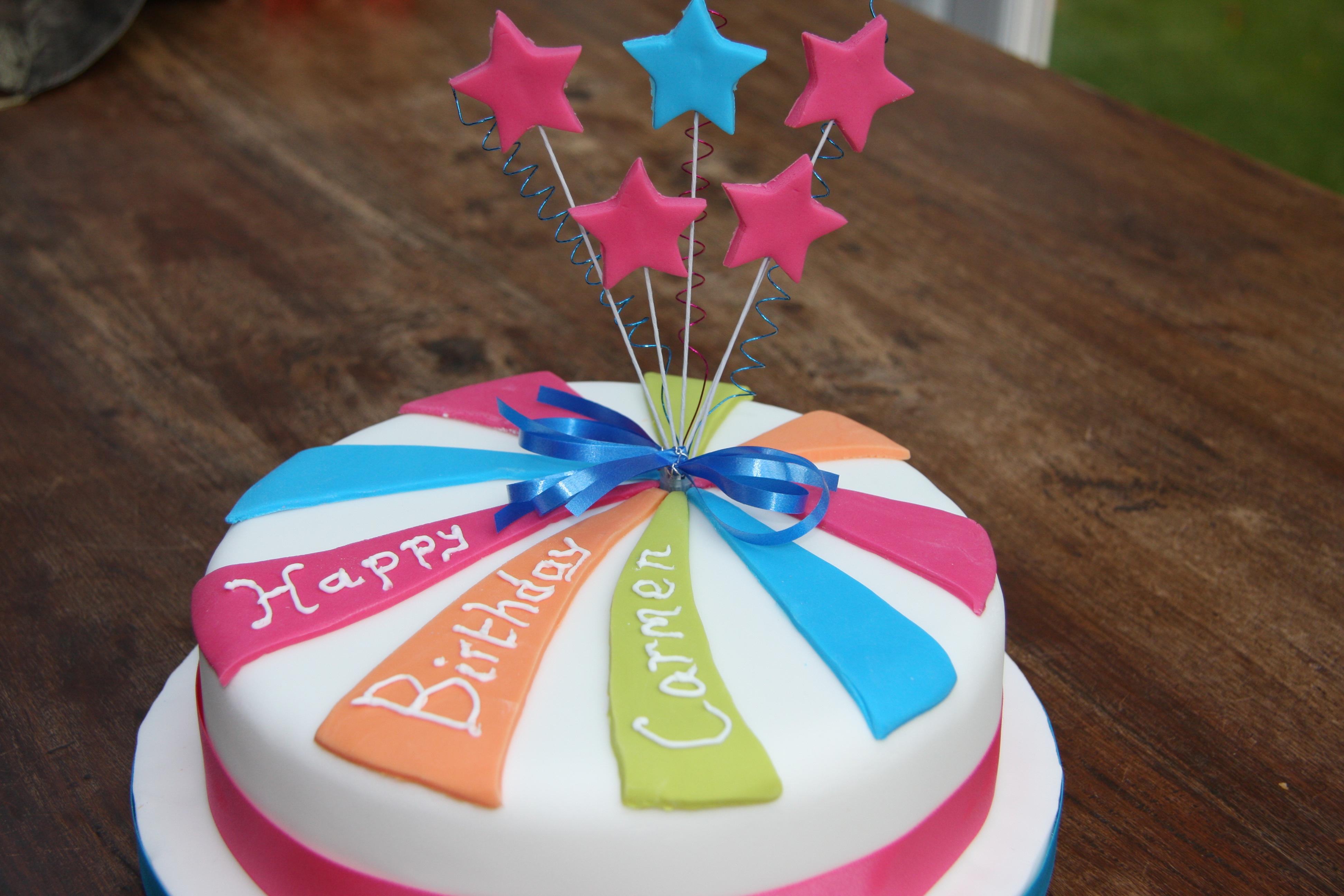Disco Birthday Cakes Seeing Double Lovinghomemade