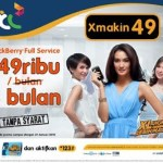 Promo Blackberry Full Service XL