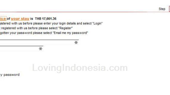 Jasa Pembayaran Booking Tune Hotels - Final