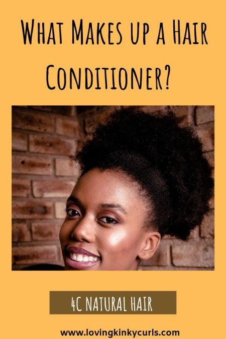 4C Natural Hair Conditioner Basics