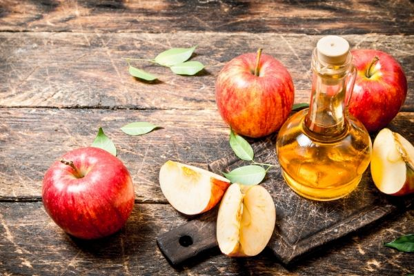 Apple Cider Vinegar For Natural 4C hair growth