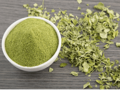 Moringa for hair growth