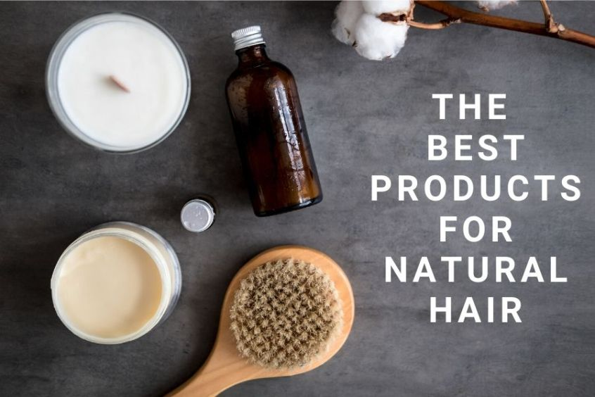 The Best Products for natural hair