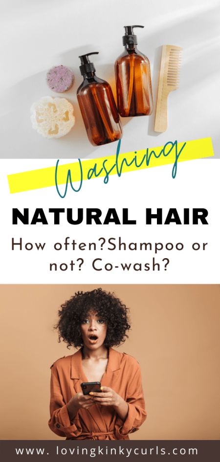 How often should you wash 4C hair