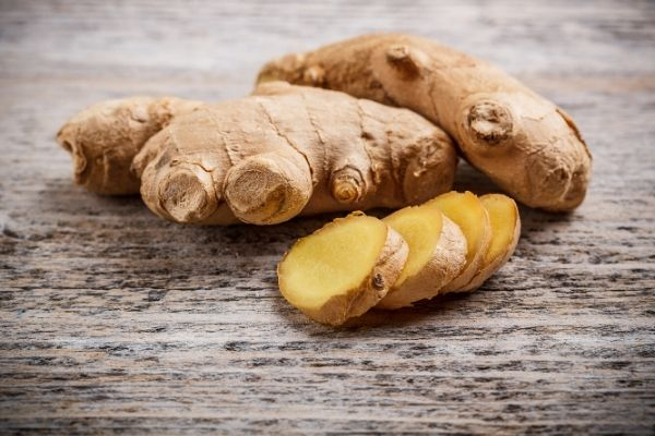 Benefits of ginger on hair