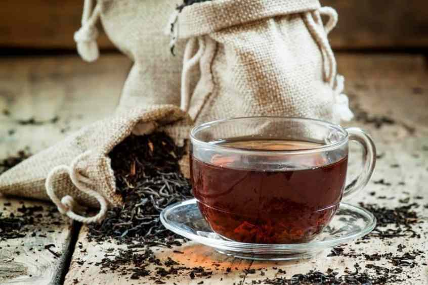 Black Tea For Hair
