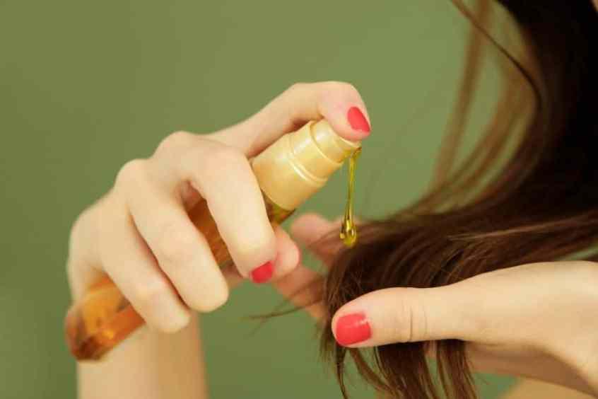 is avocado oil good for hair?