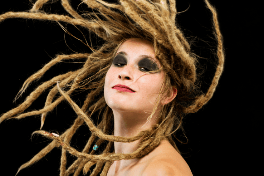 white people with dreads