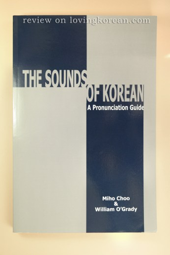 The-Sounds-of-Korean-A-Pronunciation-Guide-front-cover-Miho-Choo-William-O'Grady-University-of-Hawai'i-Press