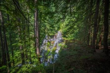 Panther Creek Falls-19780911445