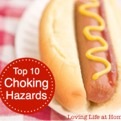 Do you know what the #1 choking hazard is?