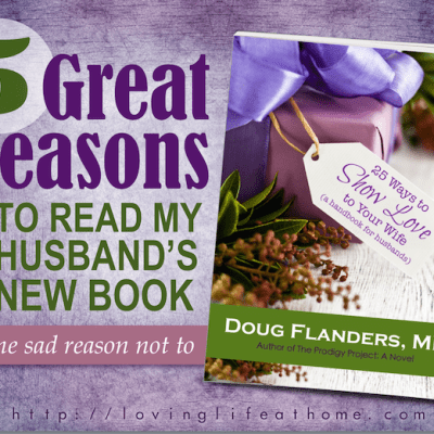 5 Great Reasons to Read My Husband's Book