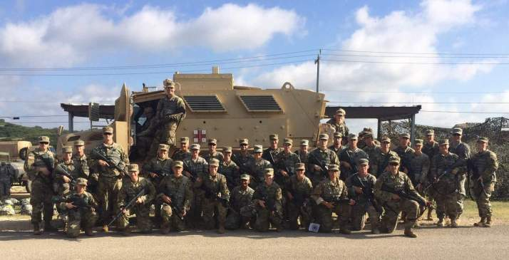David's Platoon