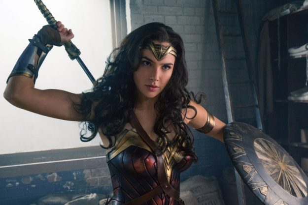 WONDER WOMAN, Gal Gadot, 2017. ph: Clay Enos/©Warner Bros. Pictures/courtesy Everett Collection