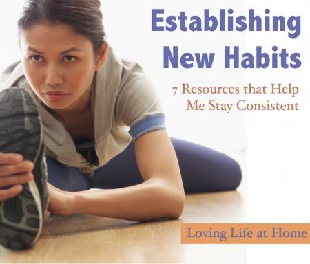 Establishing New Habits