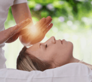 Traditional Reiki Therapy