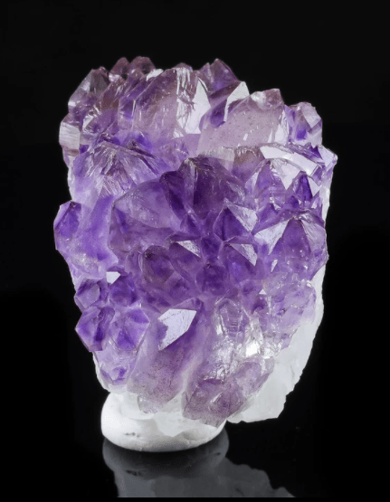 Amethyst Crystal from Throwin Stones