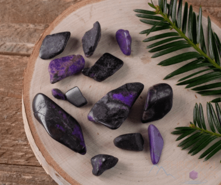 Sugilite from Throwin Stones